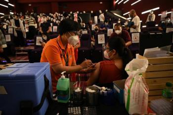 Presidente filipino encarcelaría a quien no se vacune contra Covid-19