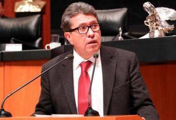 Monreal acusa indiferencia de la SCJN ante violencia en Tamaulipas