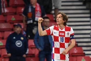 Eurocopa: Croacia elimina a Escocia y pasa a octavos de final
