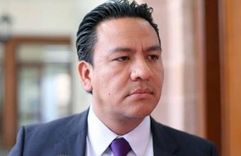 RGC anuncia a J. Guadalupe Torres como su secretario general de gobierno