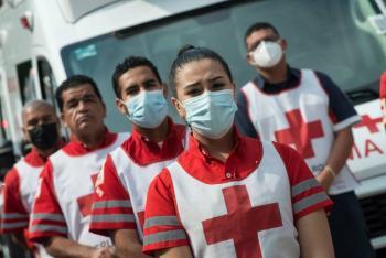 Cancillería mexicana y Cruz Roja seguirán trabajando en conjunto para atender emergencias