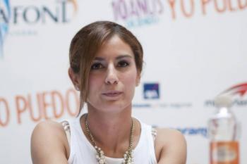 Paola Espinosa responsabiliza a Ana Guevara de quitarle su plaza para Tokio 2020