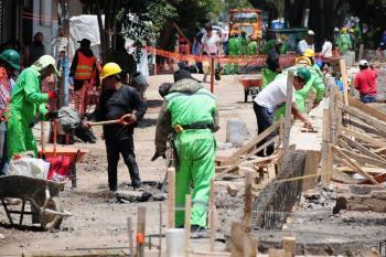 Empleos en sector de la construcción aún no se recuperan: Inegi