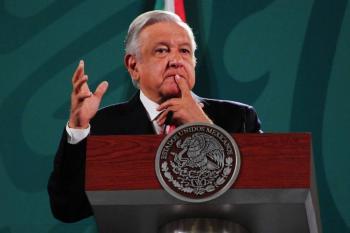 """""""Yo no voy a votar en la consulta para enjuiciar a expresidentes"""", dice AMLO"""