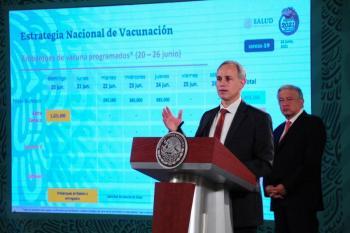 Se espera posible aumento de casos Covid este fin de semana, indica López-Gatell