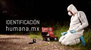 Lanzan en México plataforma para identificar a fallecidos no identificados