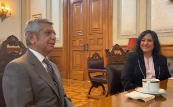 Roberto Salcedo sustituye a Irma Eréndira Sandoval en la SFP