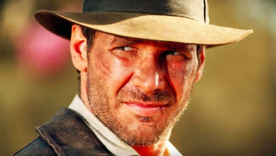"Harrison Ford se lesiona en ""Indiana Jones 5"""