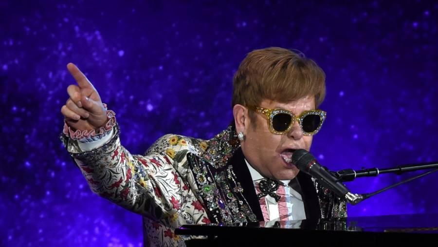 Elton John anuncia las últimas fechas de su gira de despedida para 2022