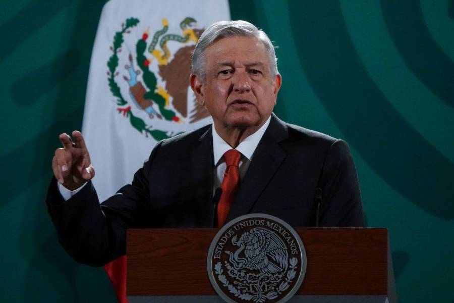 Informa AMLO que jefe de campaña de candidato en Veracruz, está involucrado en homicidio