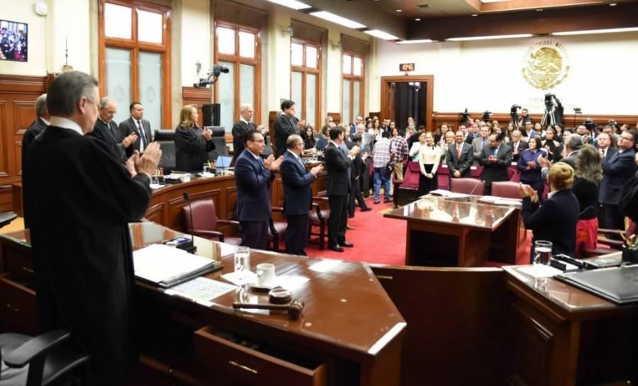 Llaman magistrados a preservar autonomía del Poder Judicial ante amenaza de Ley Zaldívar