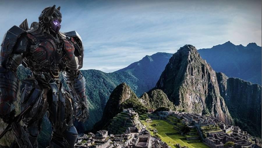 La nueva película de Transformers será filmada en Machu Picchu