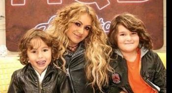 """Paulina y """"Colate"""" pactan una tregua y acuerdan sobre su hijo Andrea"""