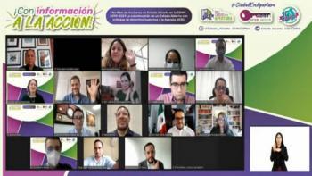 Necesario dotar de herramientas y oportunidades a niños y adolescentes para prosperar en democracia: Mauricio Huesca