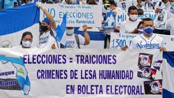 Manifiesta la Permanente preocupación por hechos en Nicaragua