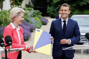 Unión Europea aprueba plan de recuperación económica francés