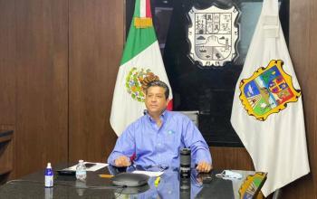 """Congreso """"blinda"""" a García Cabeza de Vaca"""
