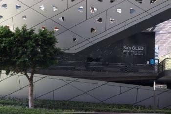 Conoce la sala OLED de la Cineteca