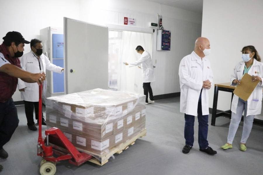Chiapas: En 56 municipios se realizará la vacunación contra Covid-19 en personas de 40-49 años