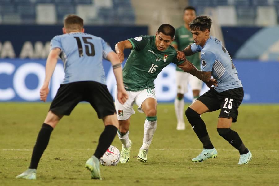 Copa América: Sin brillar, Uruguay avanza a cuartos al vencer a Bolivia
