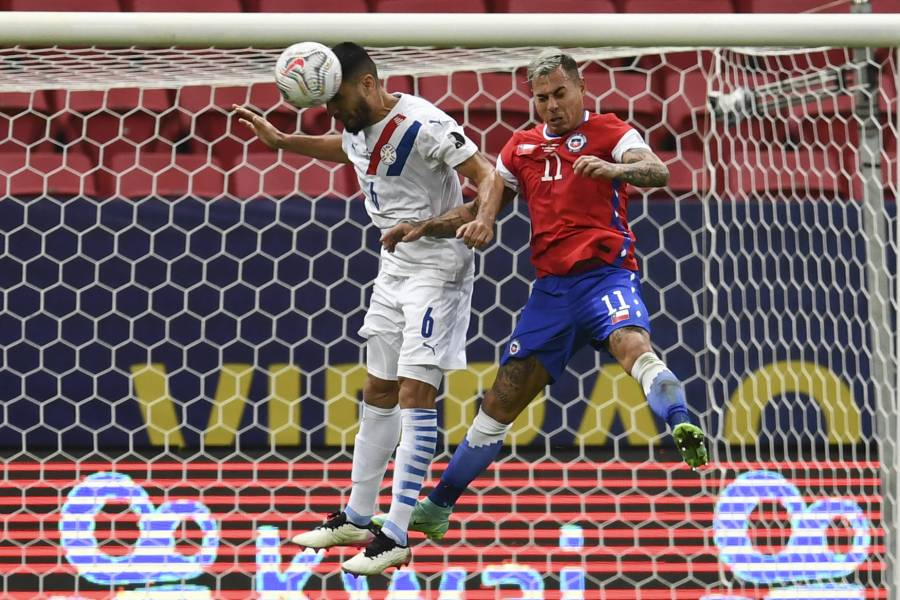 Copa América: Paraguay da el campanazo y derrota a Chile