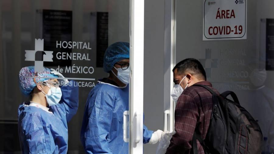 En México, aumentan 5 mil 340 los nuevos casos de coronavirus y se suman 221 fallecidos