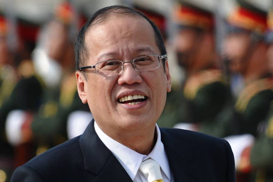 Muere el expresidente filipino Benigno