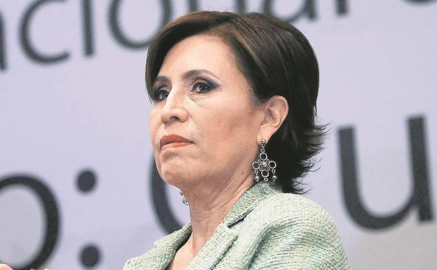 Otorgan amparo a Rosario Robles