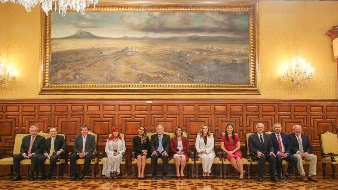 Comimos y platicamos: AMLO sobre reunión con gobernadores electos de Morena