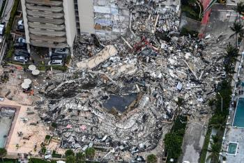 Colapso de edificio en Florida: 22 latinoamericanos desaparecidos, incluidos familiares del presidente paraguayo