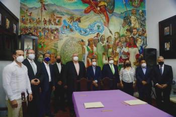 Coyoacán: Instalan mesa para transición de alcalde