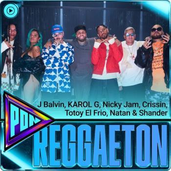 "J Balvin, Karol G y Nicky Jam pusieron a volar ""Poblado (remix)"
