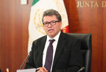 Reitera Monreal a SCJN pronunciarse sobre fuero de gobernador de Tamaulipas