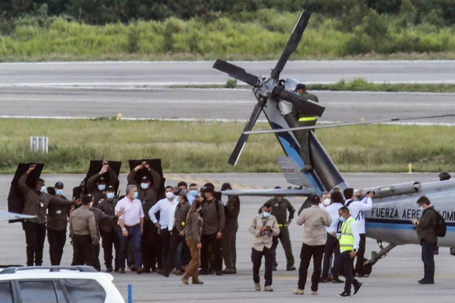 México se solidariza con Ivan Duque después del ataque en su contra