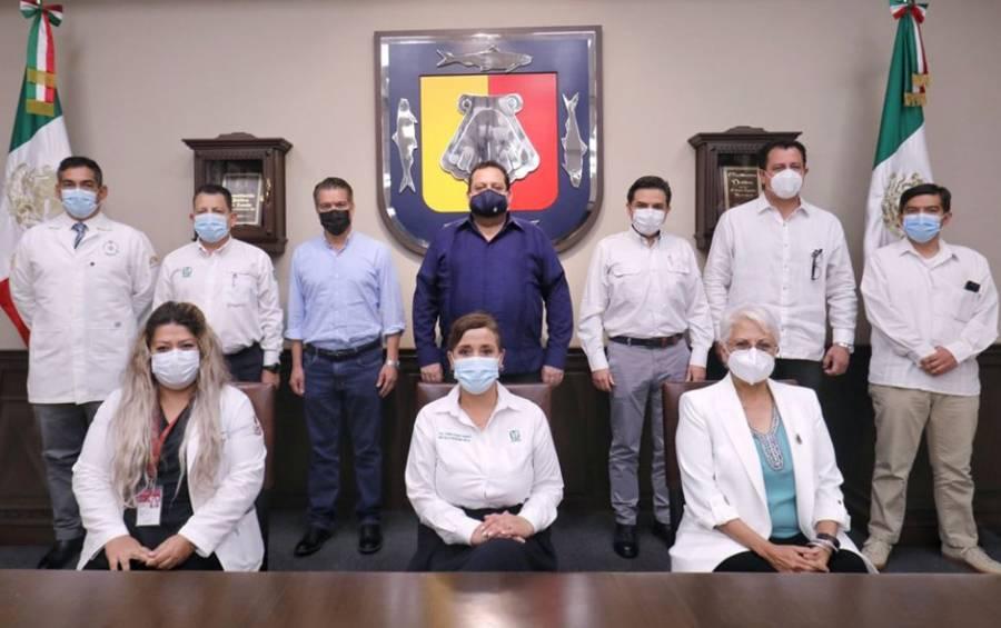En Baja California Sur el IMSS habilitará dos hospitales temporales de expansión