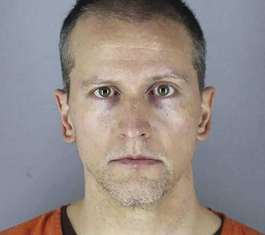 Por caso George Floyd dan 22 años y medio de cárcel a expolicía Derek Chauvin
