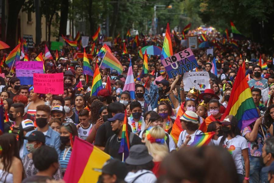 CDMX: Se realizará marcha LGBTTTI+ virtualmente este sábado