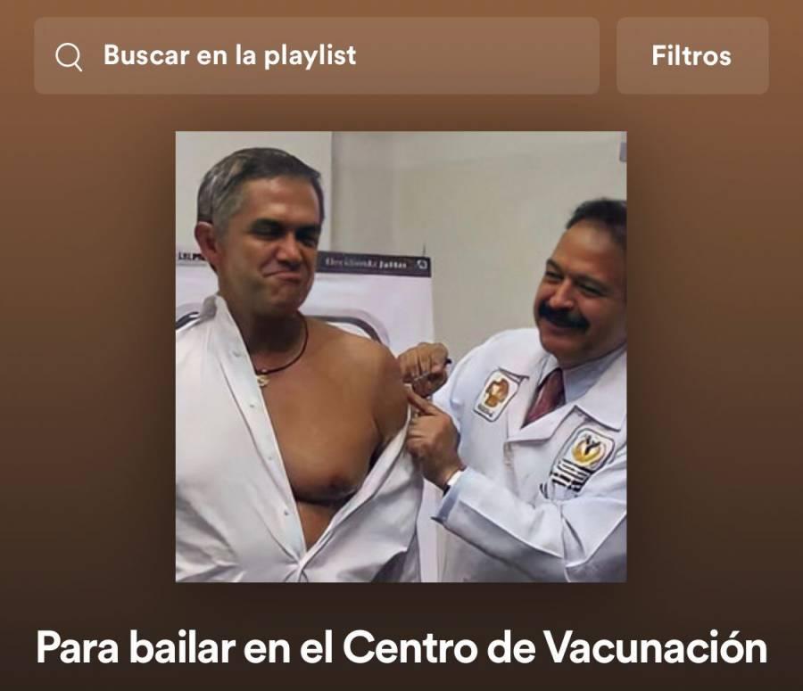 """Previo a vacunación contra Covid-19 los """"treintones"""" arman su """"reventón musical"""""""