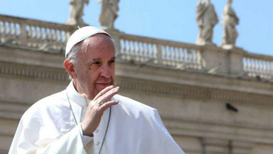 El Papa Francisco recibirá a Antony Blinken