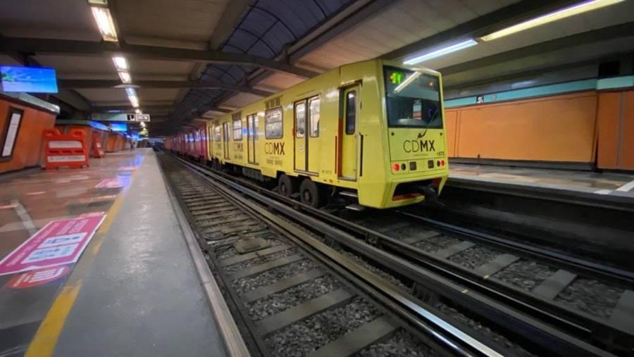 Habrá nuevos nombramientos en el Metro de la CDMX: Claudia Sheinbaum