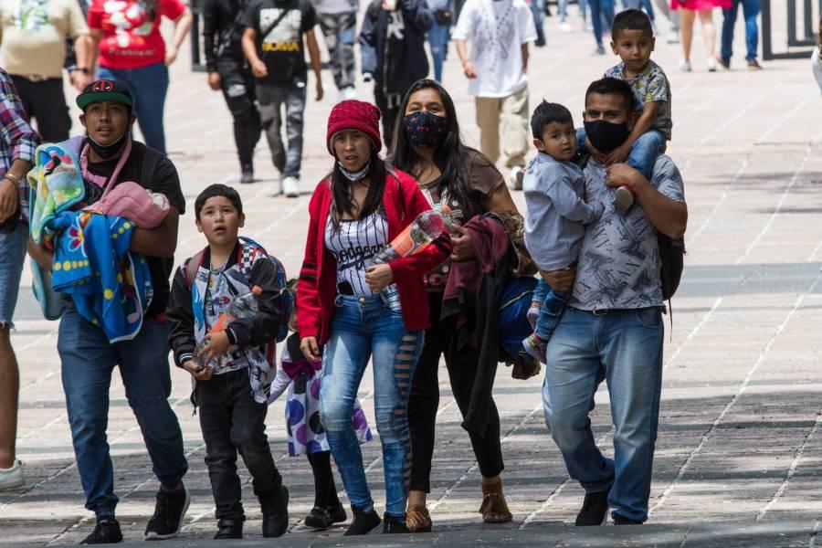 México reporta 2 millones 498 mil 357 casos confirmados de Covid-19 y 232 mil 346 fallecidos