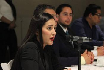 Sandra Cuevas, alcaldesa electa en Cuauhtémoc, respalda a Alejandra Barrios tras detención