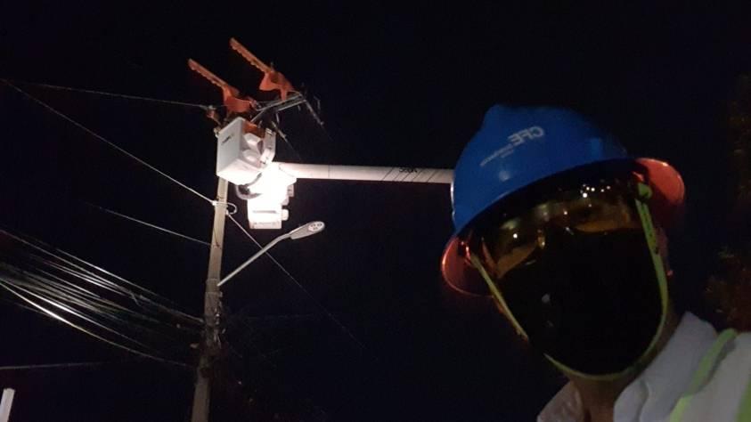 """CFE restablece suministro eléctrico a usuarios afectados por """"Enrique"""" en Jalisco"""