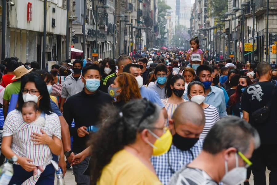 En México suman 232,521 muertes por Covid-19