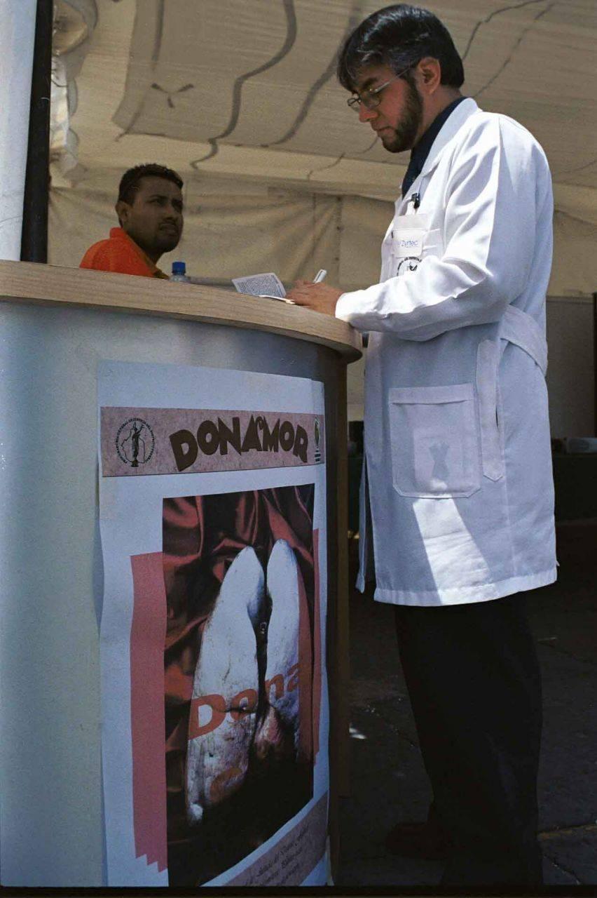 Pide senadora campaña permanente de donación de órganos en los estados