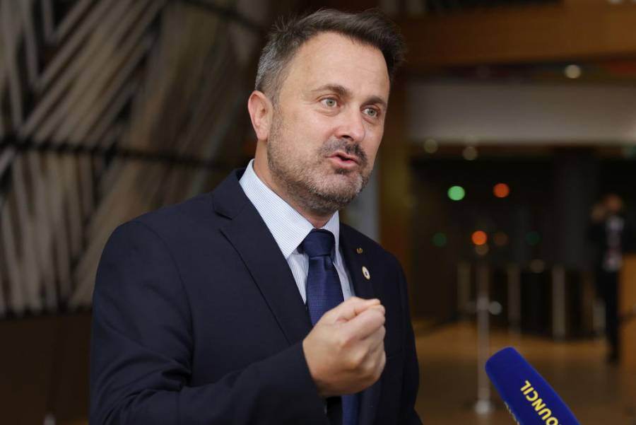 El primer ministro de Luxemburgo da positivo por Covid-19