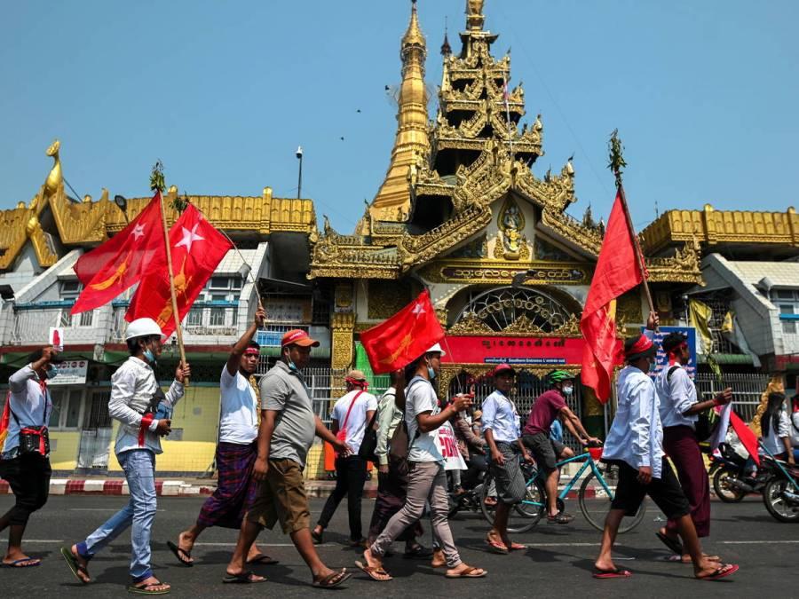 Golpe de Estado en Birmania ha dejado 64 condenados a muerte