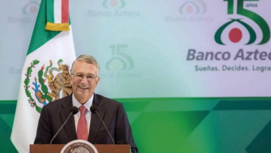 Analiza Banco Azteca transacciones en criptomonedas