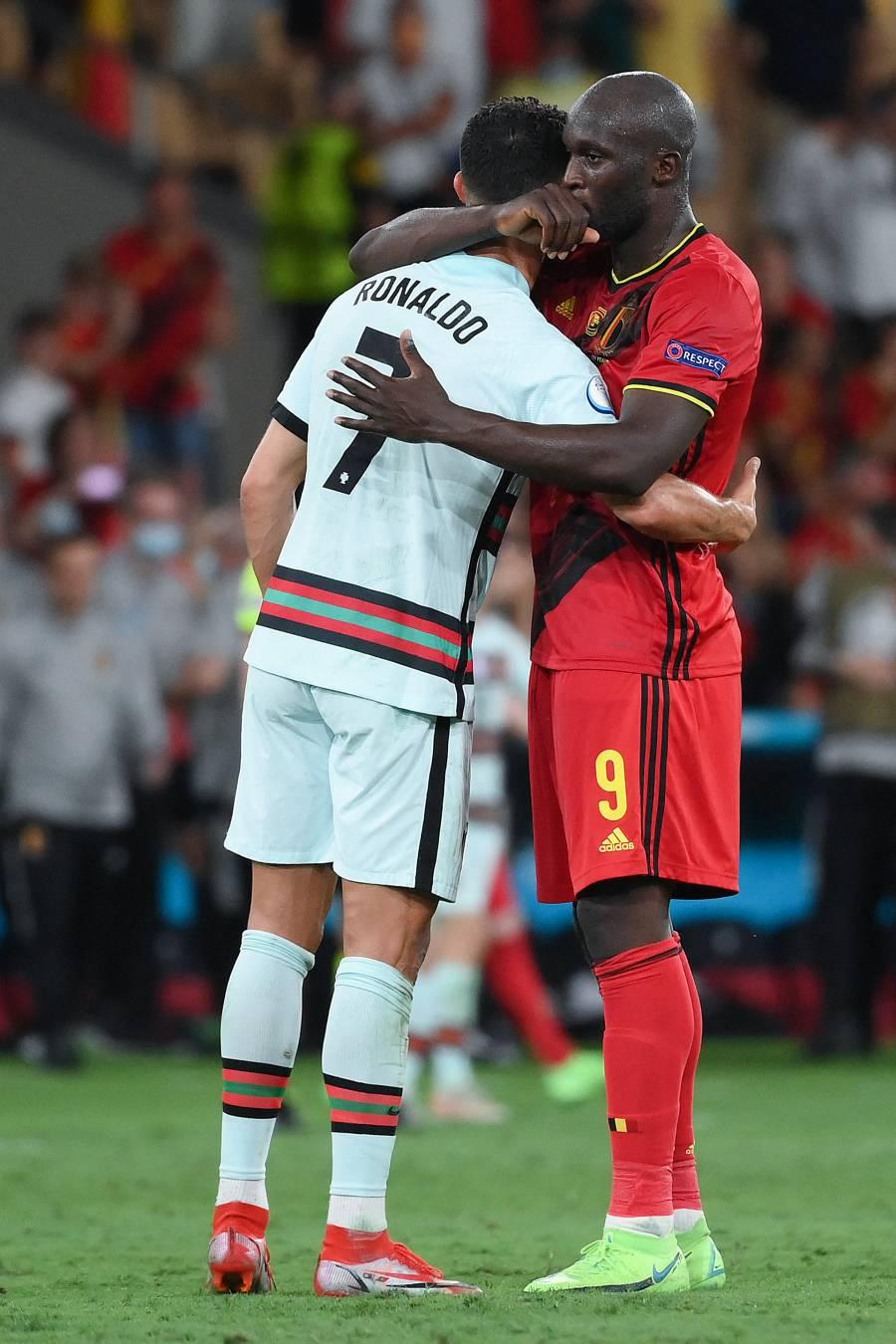 Eurocopa: ¡Adios Ronaldo! Bélgica derrota a la campeona Portugal