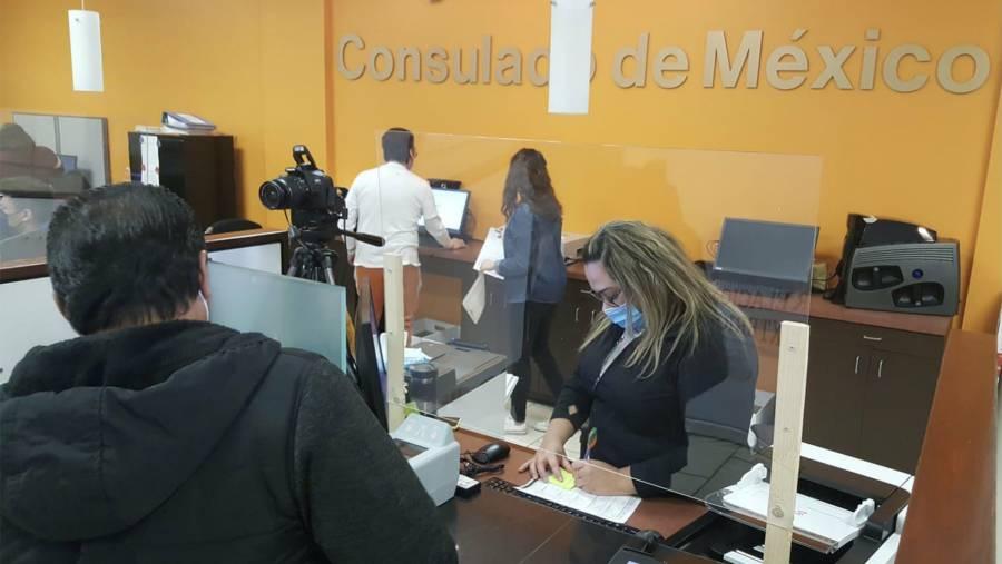 Demandan certidumbre laboral a trabajadores de consulados en EEUU